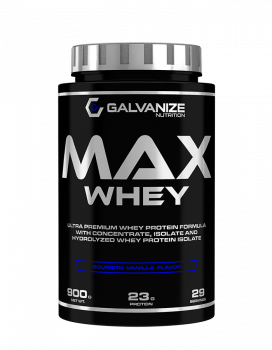 картинка Galvanize Max Whey 900 гр. (Strawberry Ice Cream) от магазина