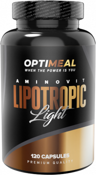 картинка OM Lipotropic light 620 мг. 120 капс. от магазина